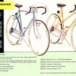 Schwinn LeTour III from 1978 catalong